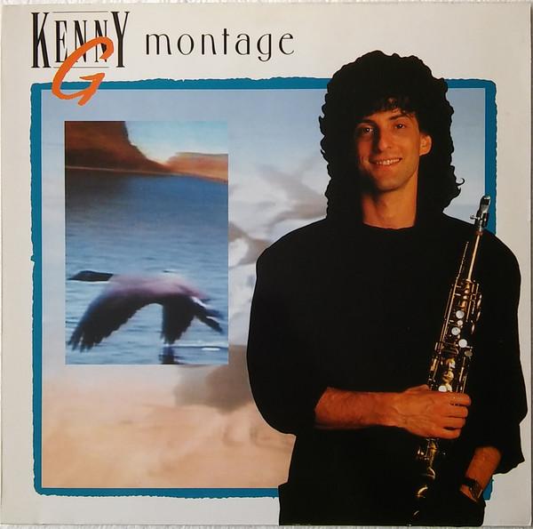 G, Kenny Montage Vinyl