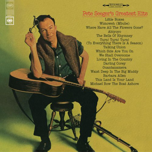 Seeger, Pete  Pete Seeger's Greatest Hits CD