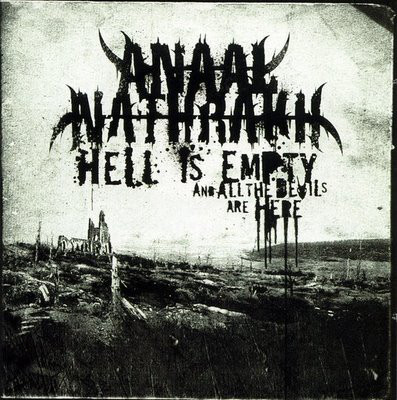 Anaal Nathrakh Hell Is Empty And All The Devils Are Here