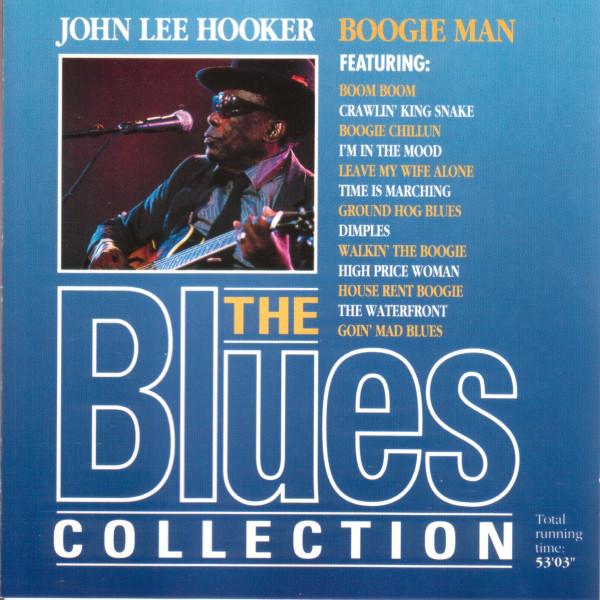 Hooker, John Lee Boogie Man
