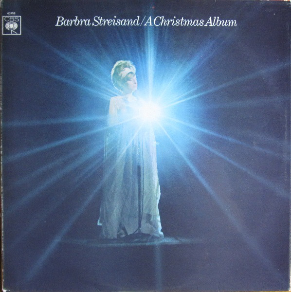 Streisand, Barbra A Christmas Album Vinyl