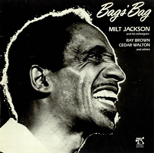 Jackson, Milt Bags Bag