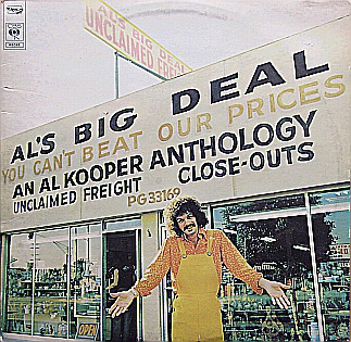 Al Kooper Al's Big Deal / Unclaimed Freight-An Al Kooper Anthology Vinyl