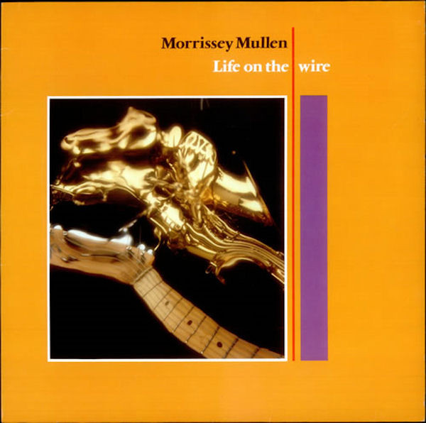 Morrissey Mullen Life On The Wire Vinyl