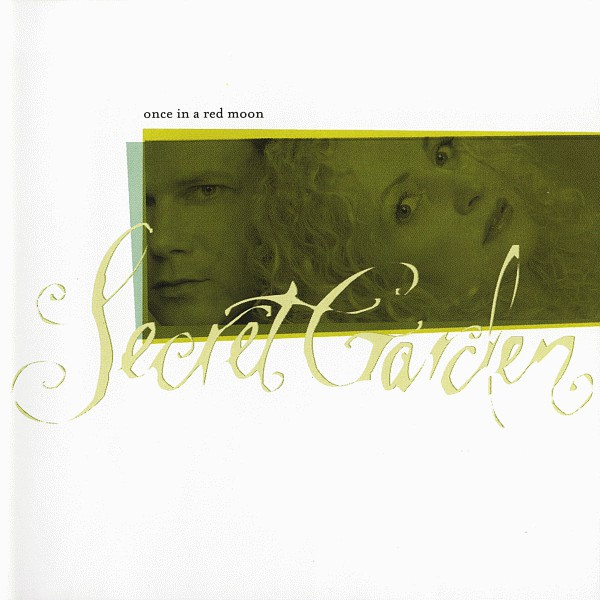 Secret Garden Once In A Red Moon CD