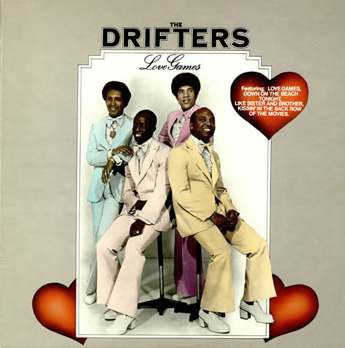 The Drifters Love Games
