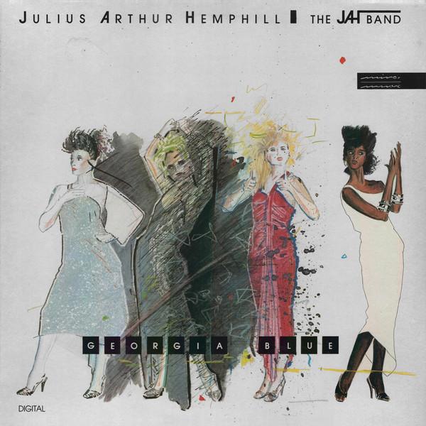 Julius Arthur Hemphill / The Jah Band Georgia Blue Vinyl