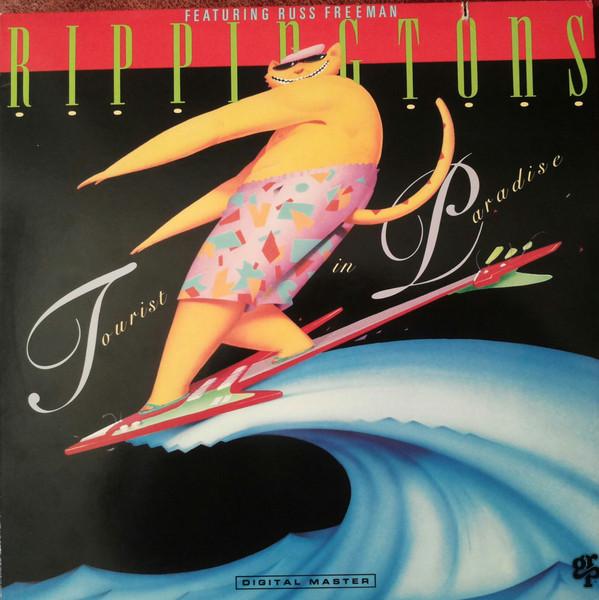 Rippingtons (The) Feat. Russ Freeman Tourist In Paradise Vinyl