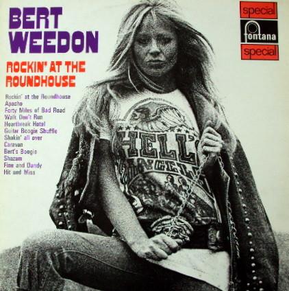 Weedon, Bert Rockin' At The Roundhouse Vinyl