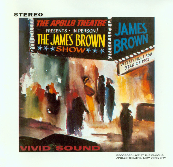Brown, James Live At The Apollo 1962