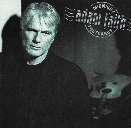 Faith, Adam Midnight Postcards CD