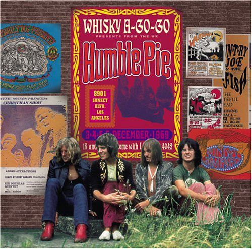 Humble Pie Live At The Whisky A Go Go 69