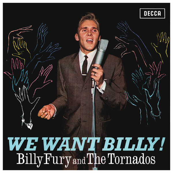 Fury, Billy And The Tornados We Want Billy Vinyl