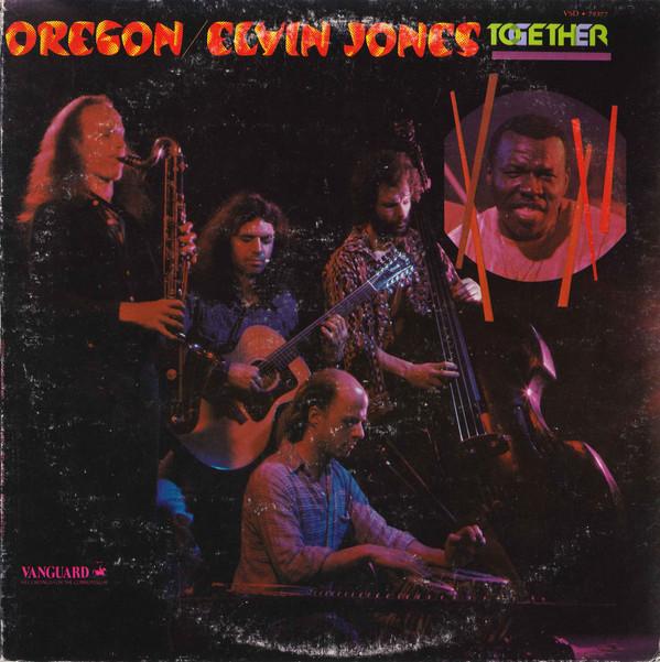 Oregon / Elvin Jones Together Vinyl