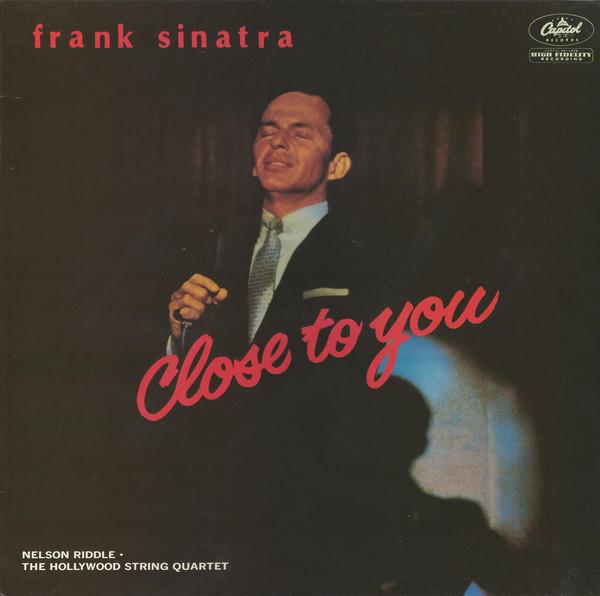 Sinatra, Frank Close To You Vinyl