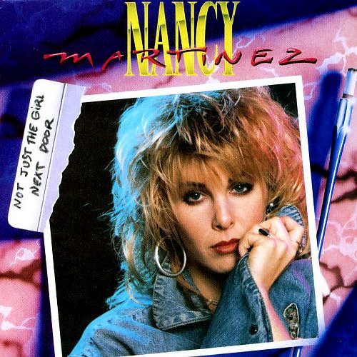 Nancy Martinez Not Just The Girl Next Door Vinyl