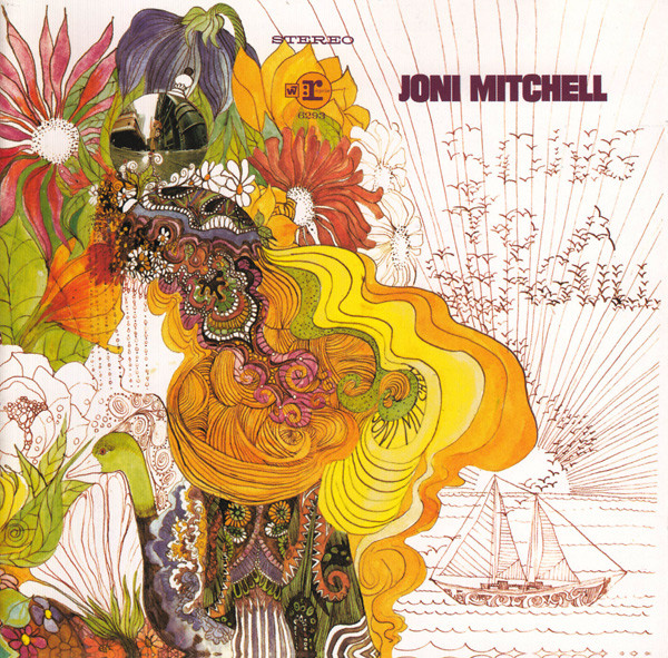 Mitchell, Joni Song To A Seagull