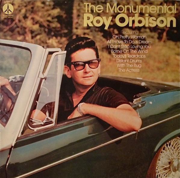 Orbison, Roy The Monumental