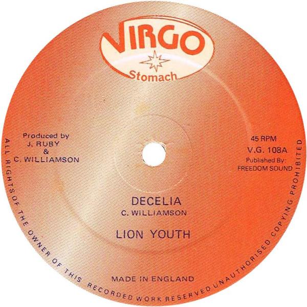 Decelia Lion Youth Vinyl