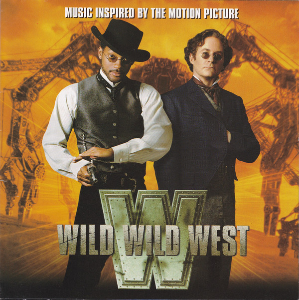 Various Music Inspired By The Motion Picture Wild Wild West CD