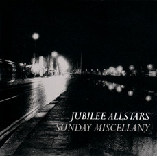 Jubilee Allstars Sunday Miscellany CD