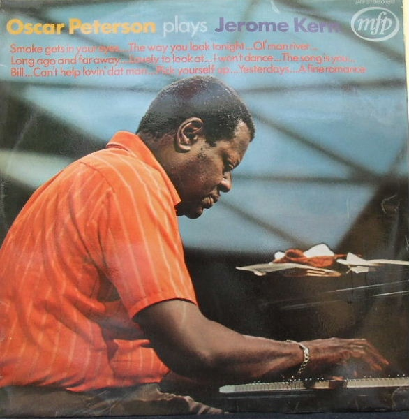 Peterson, Oscar Plays Jerome Kern