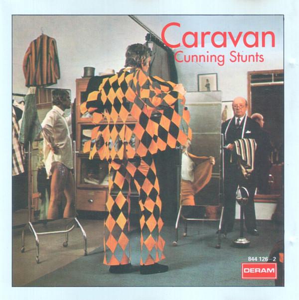 Caravan Cunning Stunts CD