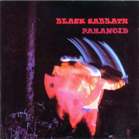 Black Sabbath Paranoid  Vinyl