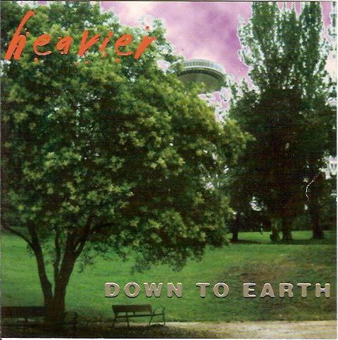 Heavier Down To Earth Vinyl