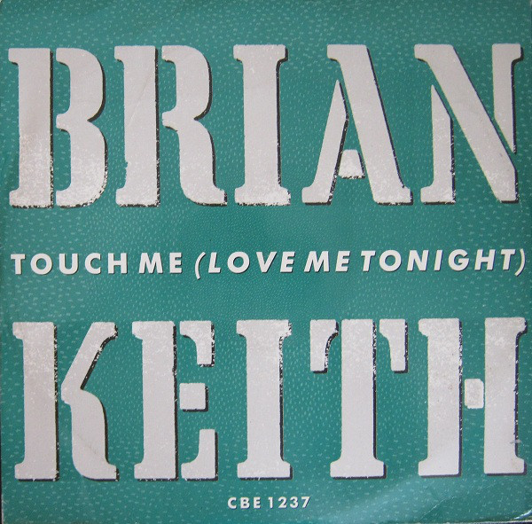 Keith, Brian Touch Me Vinyl