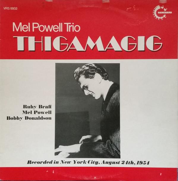Mel Powell Trio Thigamagig Vinyl
