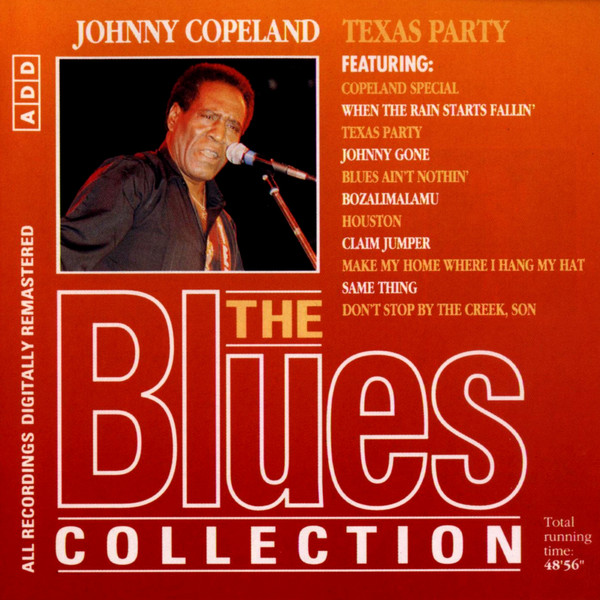 Copeland, Johnny Texas Party