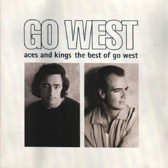 Go West Aces & And Kings - The Best Of CD