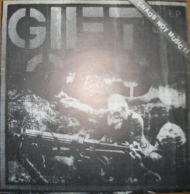 Giftgas / Kontatto Chaos Not Music!! / Mai Piú  Vinyl