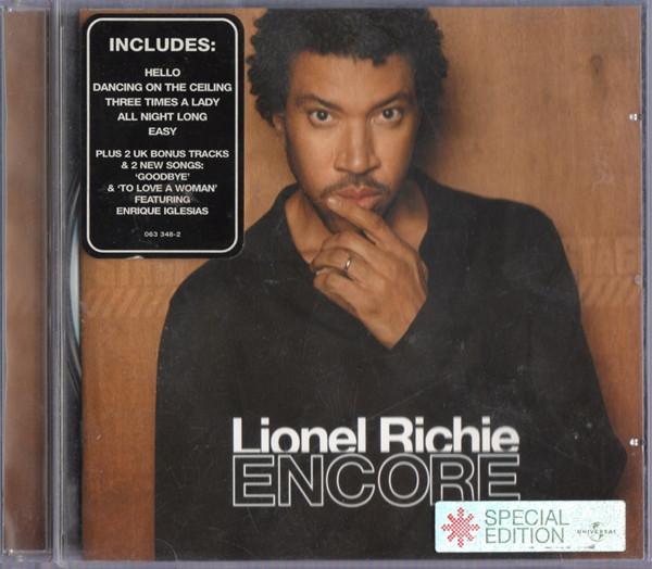 Lionel Richie Encore