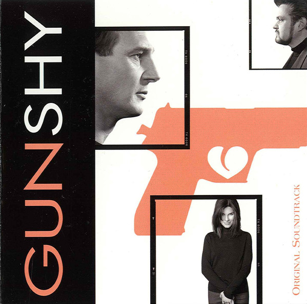 Various Original Soundtrack Gun Shy CD
