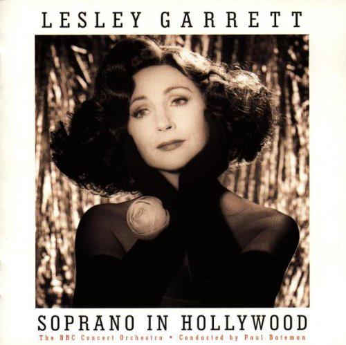 Garrett, Lesley Soprano In Hollywood Vinyl