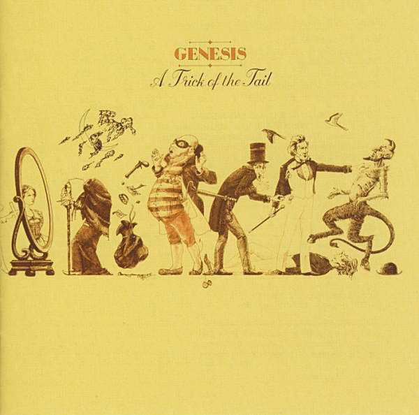Genesis A Trick Of The Tail CD