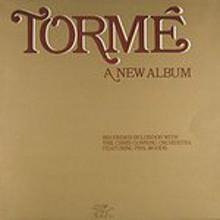 Torme, Mel A New Album