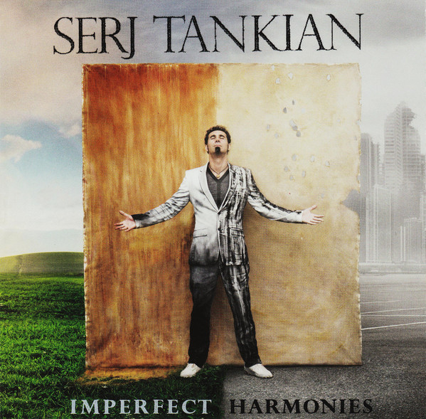 Tankian, Serj Imperfect Harmonies CD