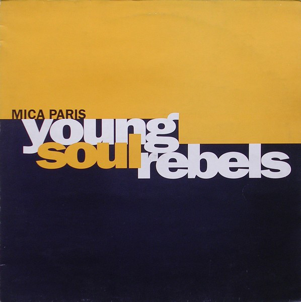 Paris, Mica Young Soul Rebels Vinyl