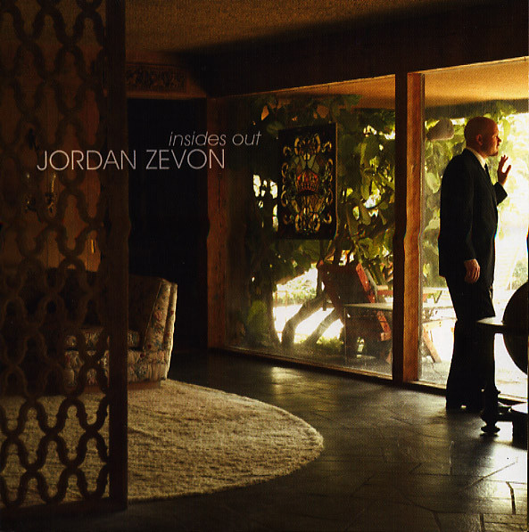 Zevon, Jordan Insides Out CD