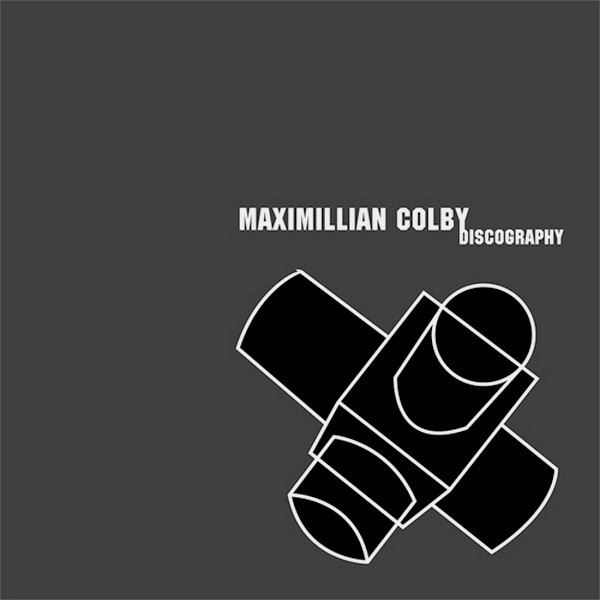 Maximillian Colby Discography CD