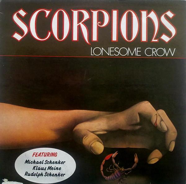 Scorpions Lonesome Crow