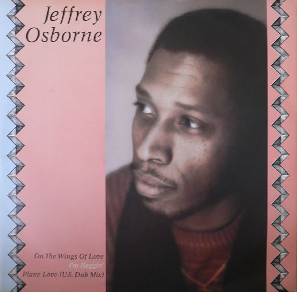 Osborne, Jeffrey On The Wings Of Love / I'm Beggin' / Plane Love (US Dub Mix)