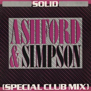 Ashford & Simpson Solid (Special Club Mix) Vinyl