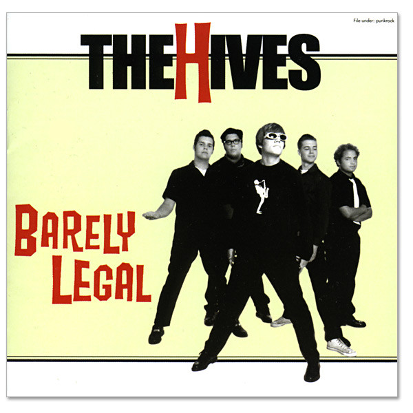Hives (The) Barely Legal