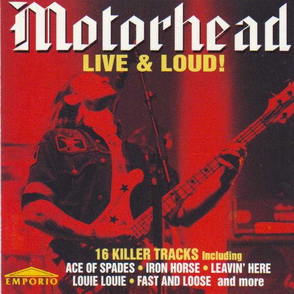 Motorhead Live & Loud