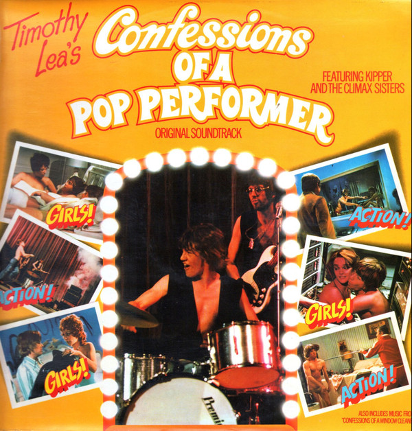 Various Confessions Of A Pop Performer