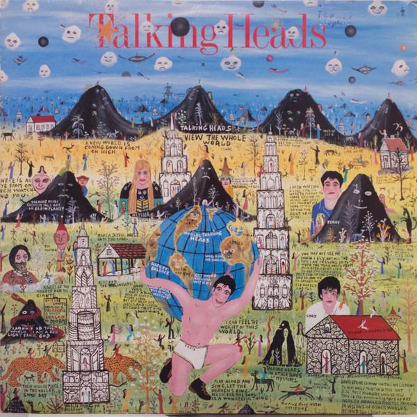 Talking Heads Little Creatures Vinyl